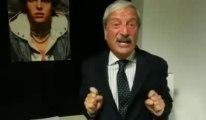 Very Crazy! Tiziano Crudeli hysterical joy after Ricardo Kaka's Return to Milan