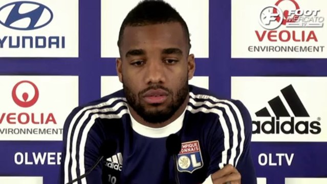 OL : Lacazette regrette l'absence de supporters pour le derby