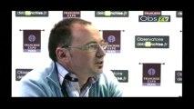 Interview d'Hervé Berland, franchisé du réseau Daniel Moquet Signe Vos Allées