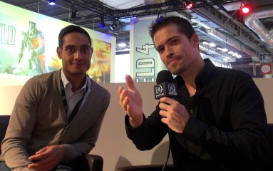 Interview de Jérome Austin, responsable marketing de Battlefield 4