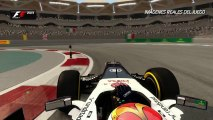 F1 2013 - Abu Dhabi Hotlap