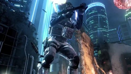 Free Fall Gameplay Trailer de Call of Duty: Ghosts