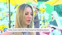 Kaley Cuoco Spills On Ryan Sweeting Wedding Details