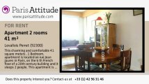 1 Bedroom Apartment for rent - Levallois Perret, Levallois Perret - Ref. 5923
