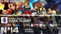 Le Top Game And Boy - N*14 / Sanctuary / Kingdom Hearts II