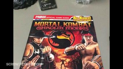 Hard News 10/31/13 - Titanfall, Mortal Kombat, and Playstation 4 - Hard News Clip