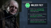 Top 49 Influential Men: Walder Frey 40