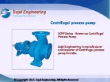 Centrifugal process pump, centrifugal pump Ahmedabad, process pump manufacturer India, pump spares
