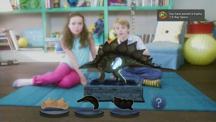 Wonderbook: Walking with Dinosaurs - Trailer de