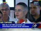 (Video) Gobierno de Calle inspeccionó funcionamiento del Hospital El Niño y el Mar en Vargas