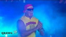 Hulk Hogan returns to WWE for Vince McMahon and Paul Heyman 2013