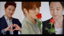 JYJ / Kim Jaejoong - Park Yoochun - Kim Junsu  (4)   (Only One)