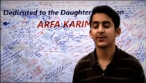 Arfa Kareem (Daughter of nation) Who Made Bill gates Speech less – A short documentary on Arfa - Watch Latest Pakistani Talkshows
