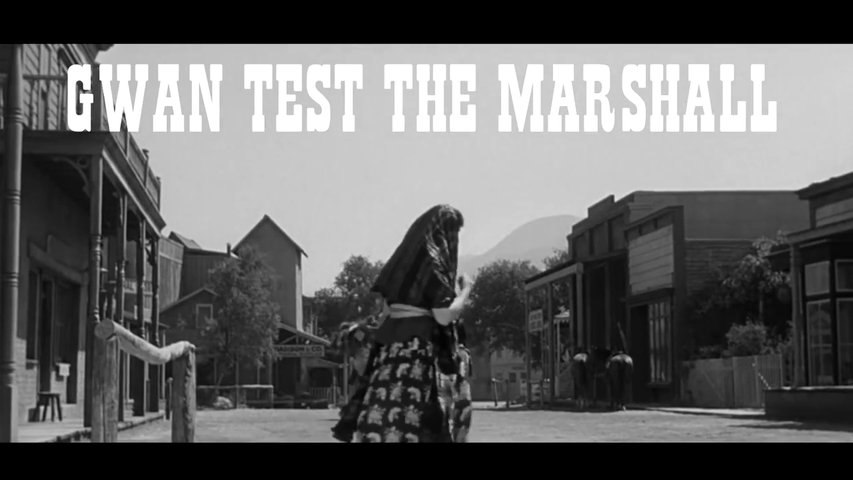 Jstar vs The Mouse Outfit ft. Dubbul O - Gwan Test The Marshall