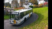 Trolleybus 11: 26/10/2013  by Julien Pauwels