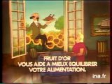 Tintin Huile Fruit d'or Tournesol - 1980 - 3