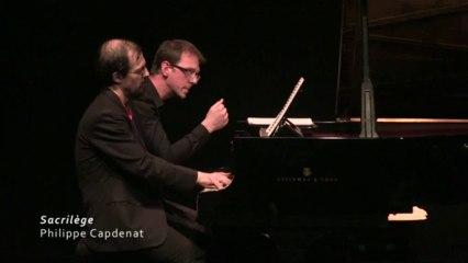 DUO REYNALDO / HOMMAGE A STRAVINSKY PAR Philippe CAPDENAT