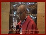 le Mot de mr Abdelaziz Sadoc président de l'université Mohammed premier  a oujda / cérémonie de remise des insignes de Docteur Honoris Causa à Madame Martine Aubry, Maire de Lille.