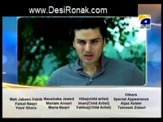 Meri Zindagi Hai Tu - Episode 7 - November 1, 2013 - Part 4