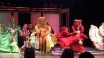WWW.DANSACUBA.COM Sortie cubano-française spectacle danseurs cubains caraibes 2013