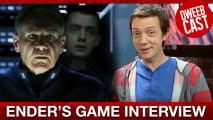 Interview: Ender's Game Trailer Superstar Eric Artell | DweebCast | OraTV
