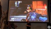 [PGW 2013] Présentation par Carole Quintaine du jeu Destiny de Bungie et Activision