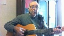 Mon vieux (Daniel Guichard) Reprise