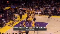Tony parker highlights contre les Lakers 24 points