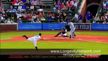MLB Colorado Rockies Troy Tulowitzki uses Longevity's Rehab1000   Pain Relief Cream pt. 3
