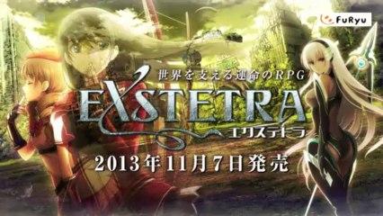 Gameplay de Exstetra