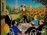 Tintin Huile Fruit d'or Tournesol - 1988 - 1