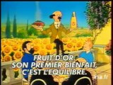 Tintin Huile Fruit d'or Tournesol - 1988 - 2
