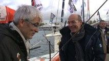 20 ans de Transat Jacques Vabre, rencontre - Transat Jacques Vabre 2013