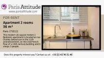 1 Bedroom Apartment for rent - Ledru-Rollin, Paris - Ref. 3932