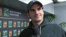 Up close with... Roger Federer