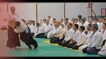 Stage d'Aïkido traditionnel avec Alain Peyrache Shihan à Cenon (33)
