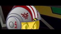 SUPER SMASH WARS  : un mashup entre Star Wars et Nintendo. Pour vous les GEEK!