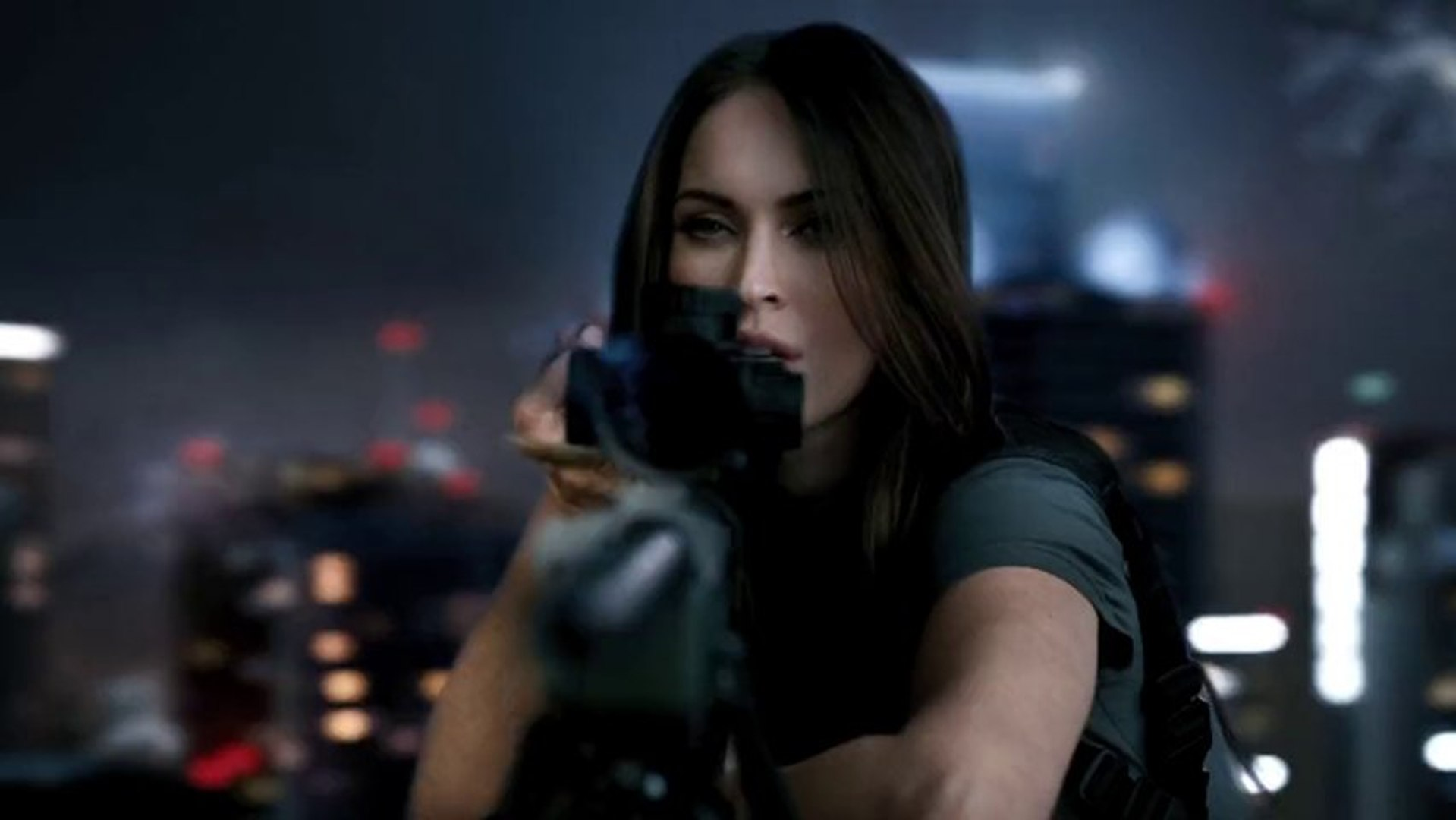 Call of Duty Ghosts - Live Action Trailer avec Megan Fox [FR]