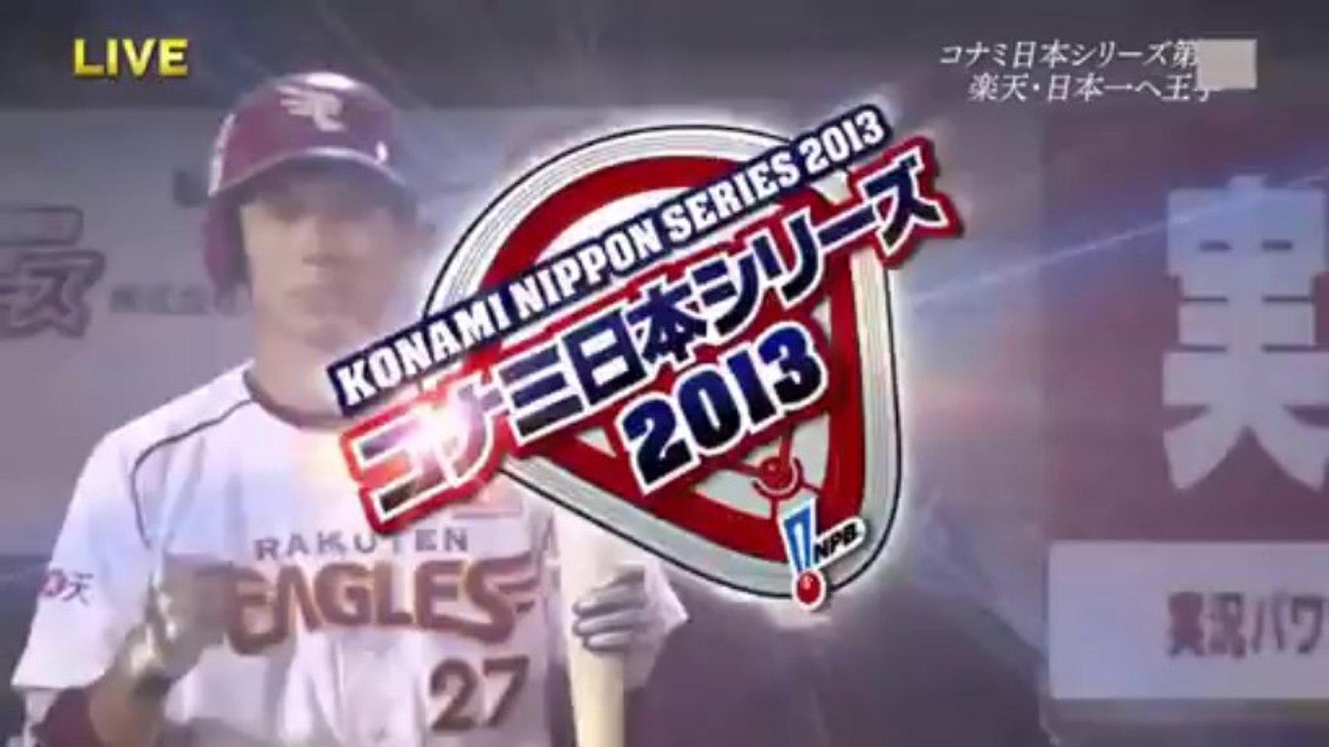 シリーズ 2013 日本