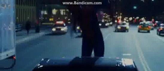 The Amazing Spider-Man (2012): Car Thief Scene