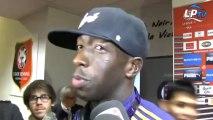 Rennes - OM 1-1 : la réaction de Diawara