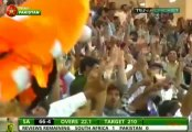 Pakistan vs South Africa 2nd ODI (Highlights) 2nd Innings.