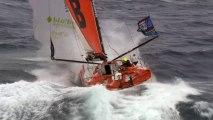 ENG - 5,400 miles to Itajai - Transat Jacques Vabre 2013