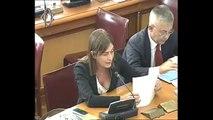 Roma - Prospettive Poste Italiane, audizione Sarmi (29.10.13)