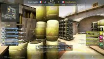 Clan Mystik vs. VeryGames map 1 inferno ESWC 2013 Grand Final