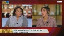Prix des beaux livres Goûts de luxe, dans Goûts de luxe Paris - 03/011 6/8