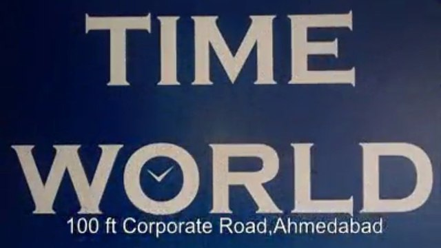 Time World -Ahmedabad Gujarat, Antique Clocks,Watches,Alarm,gift clocks,Video Ad-Marketing