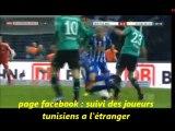 Allagui et Ben hatira contre Schalke