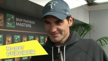 Do you know with... Roger Federer