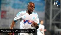 Transfert : des offres pour A.Ayew ?